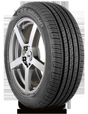CS5 Grand Touring Tires